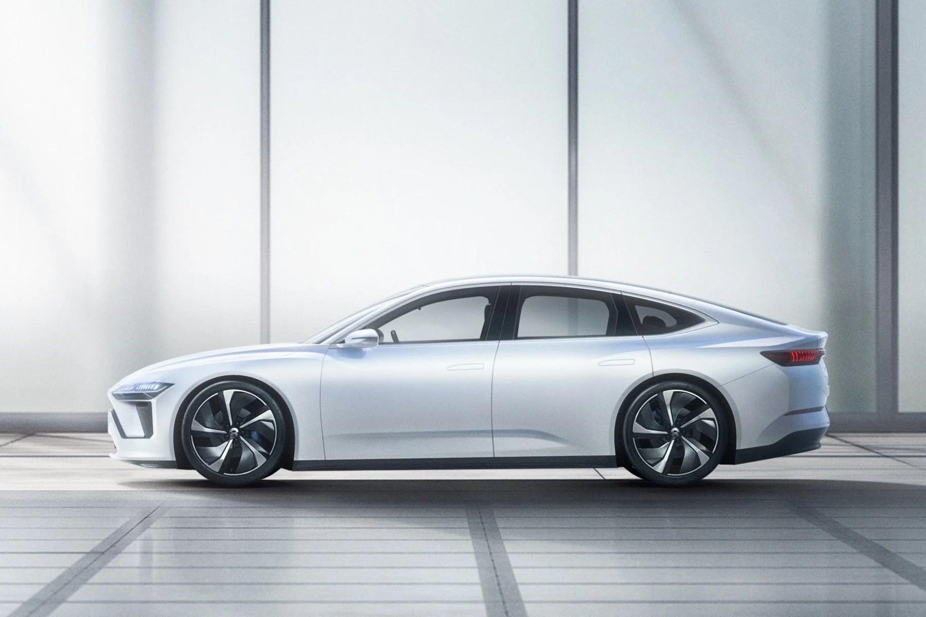 Nio: une première berline électrique pour jouer des coudes avec la Tesla Model S