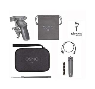 DJI Osmo Mobile 3 : le pack stabilisateur + accessoires est à -32 % sur Amazon