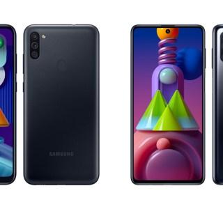 Les Samsung Galaxy M11 et M51 arrivent officiellement en France