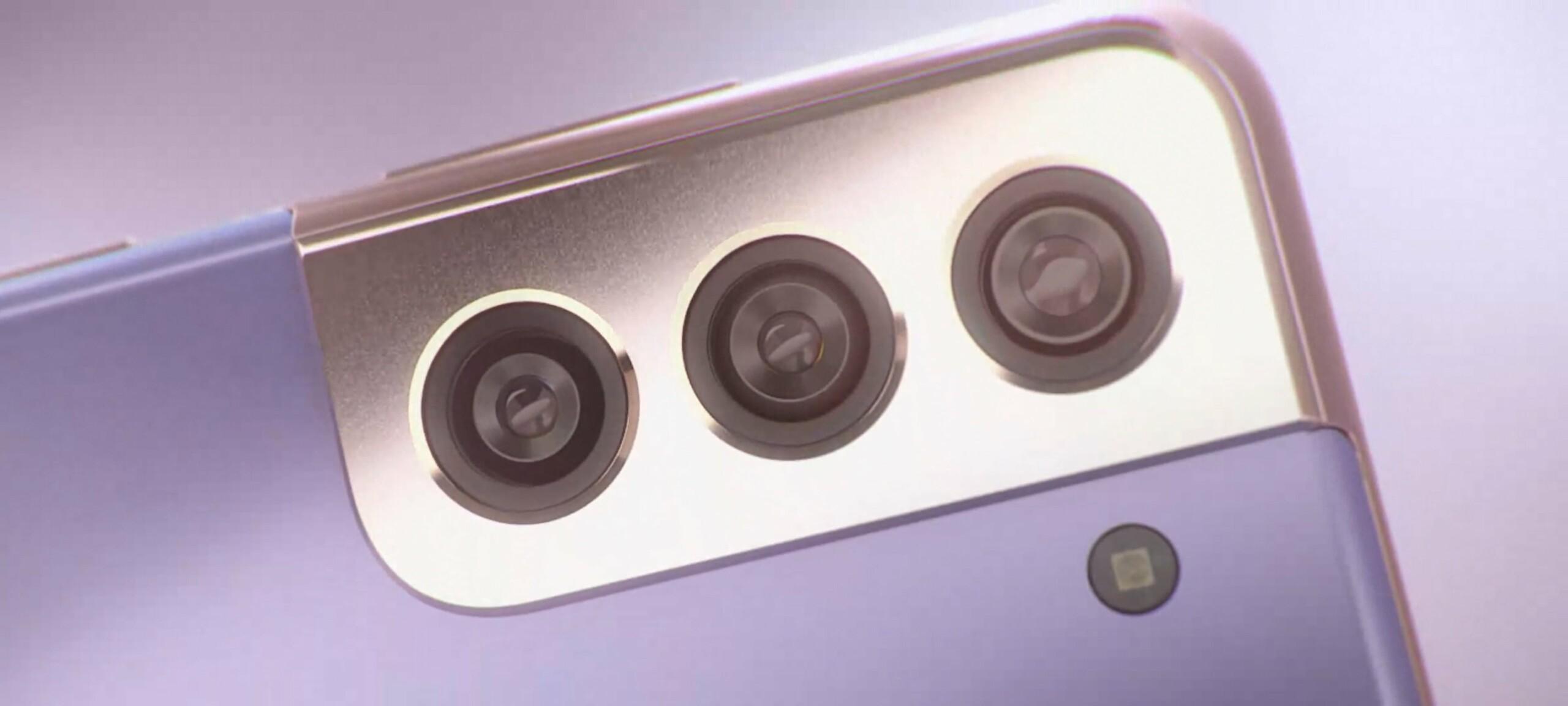 Configuration photo des Galaxy S21, l'OLED sur les PC portables et Flash Player- Tech'spresso
