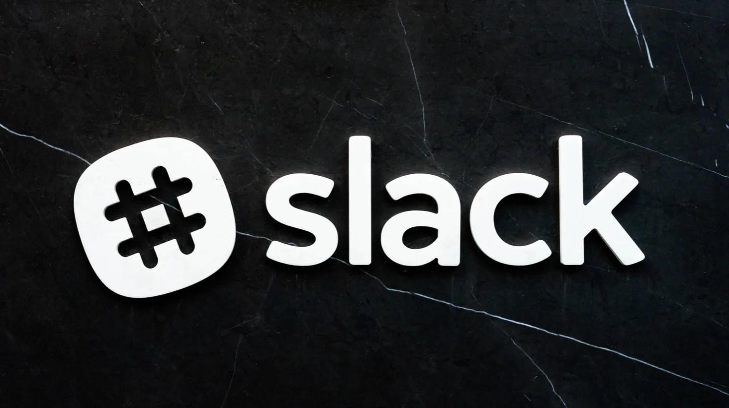 L'outil collaboratif Slack racheté par le géant Salesforce pour 27,7milliards