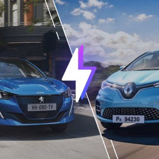 Peugeot e-208 vs Renault Zoe: which is the best electric car?