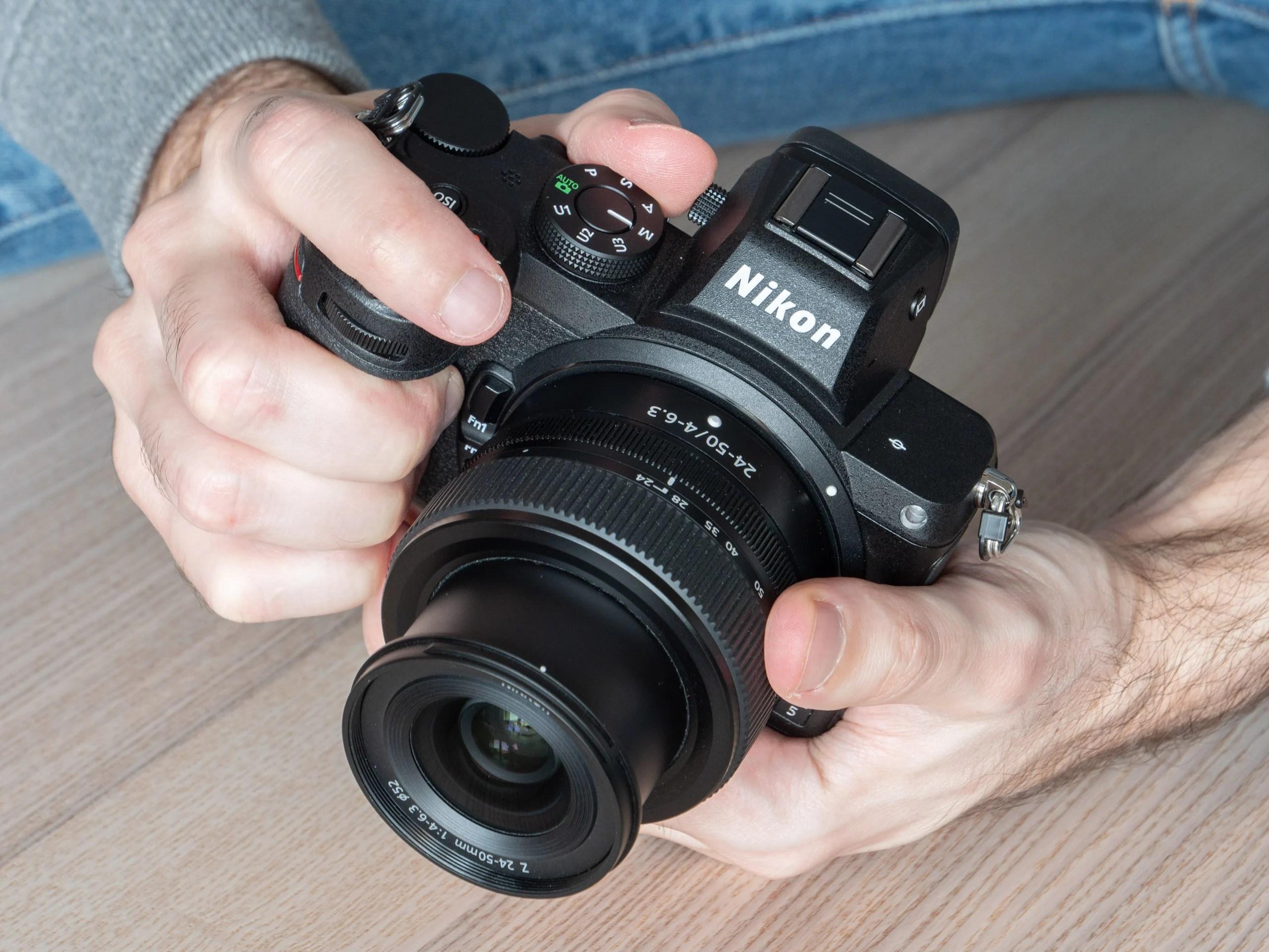 Test du Nikon Z5: la photo plein format pour moins de 2000euros