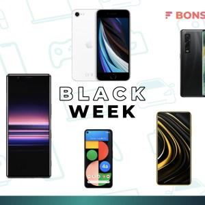 Il est temps de changer de smartphone avec le Black Friday : voici le TOP 10