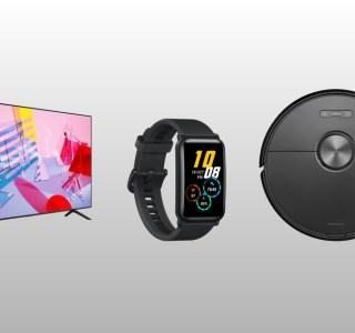 TV QLED de Samsung ou encore aspirateur-robot Roborock à bas prix pour le Noël d'Electro Dépôt