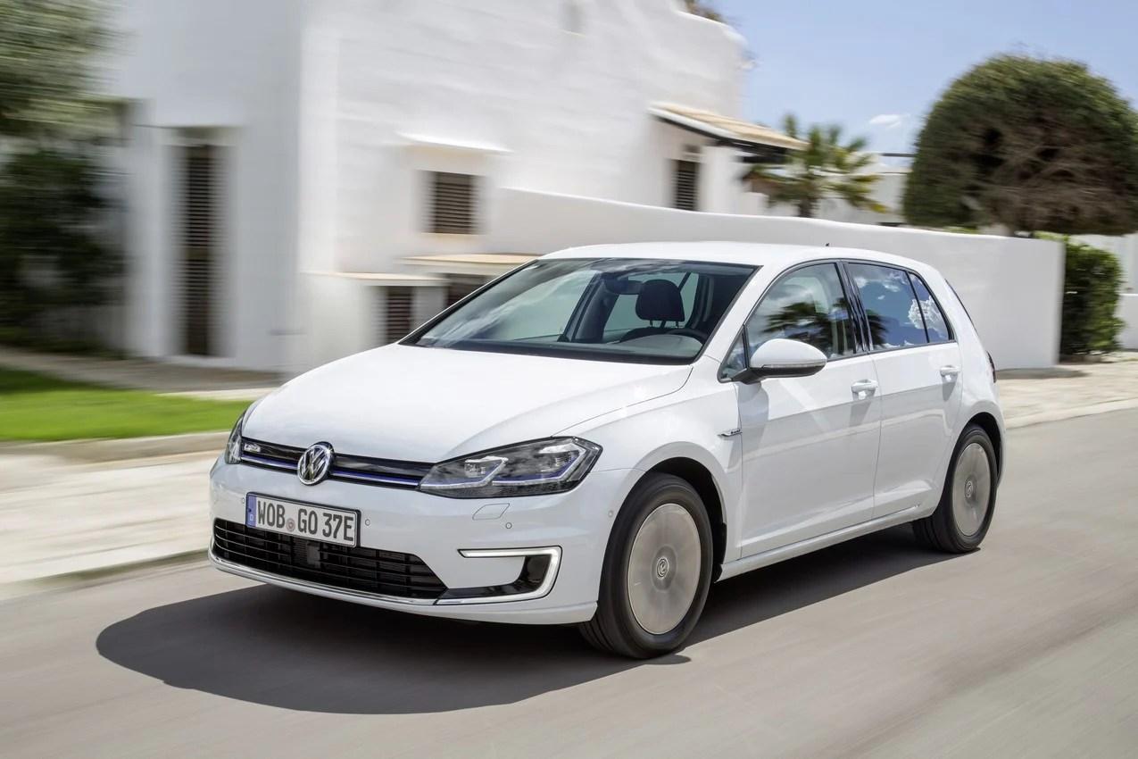 Fin de la Volkswagen e-Golf: la compacte électrique laisse sa place à l'ID.3
