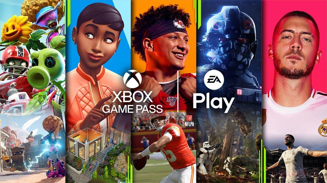 Xbox Game Pass : l'arrivée de EA Play sur PC est repoussée à 2021