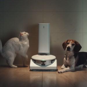 Samsung JetBot 90 AI+ : un des aspirateurs-robots les plus complets