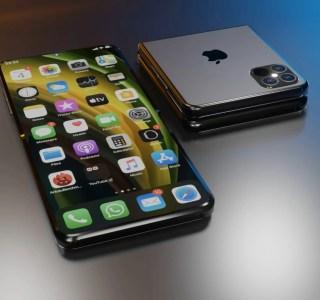 iPhone pliable : Apple testerait déjà des prototypes d'écran
