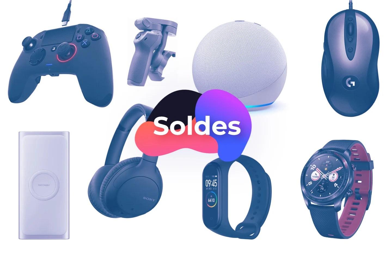 Le TOP 10 des meilleurs produits high tech en solde à moins de 100 €