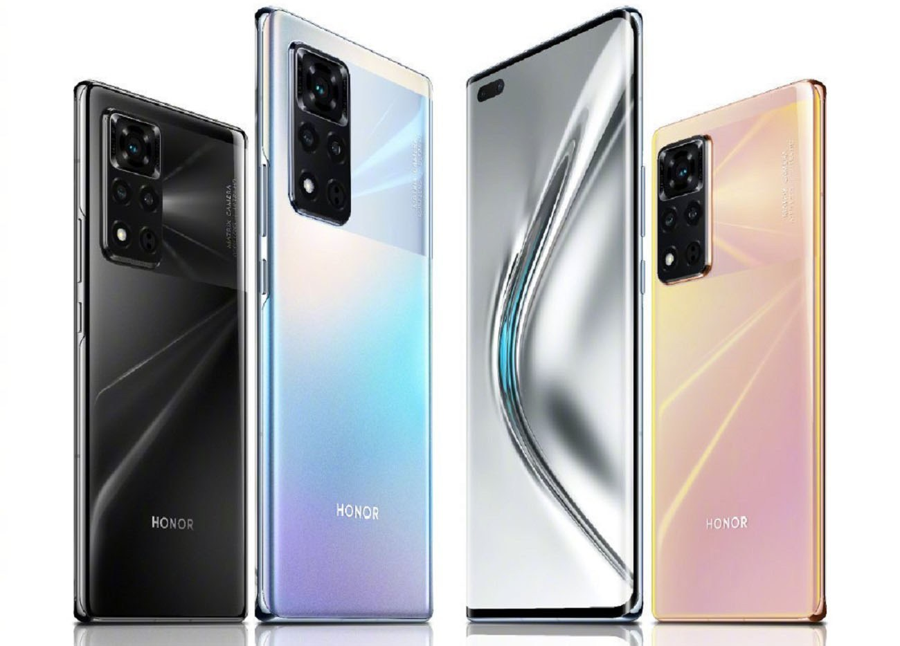 Honor officialise le View40 en Chine : 5G, écran 120 Hz, charge rapide et prix abordable
