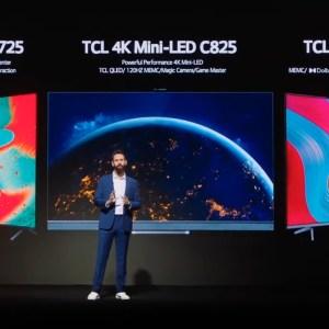 OZ Zero Mini LED : TCL annonce son téléviseur Mini LED