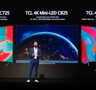 TCL annonce son téléviseur Mini LED et sa techno OD Zero Mini LED