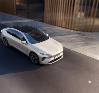 Nio ET7 : 1000 km d'autonomie pour cette ambitieuse rivale de la Tesla Model S