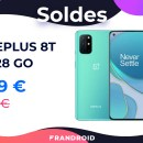 OnePlus 8T : un flagship killer en solde avec 150 € de réduction