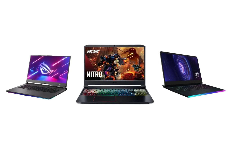 Des RTX 3060, 3070 et 3080 dans des PC portables, à partir de 1 199 €