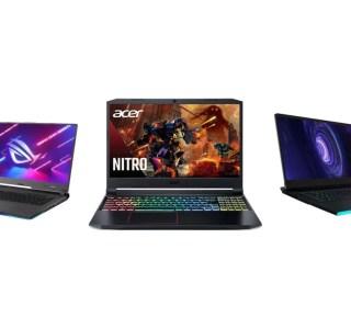 PC portable avec RTX 3060, 3070 ou 3080 : quelles sont les offres ?