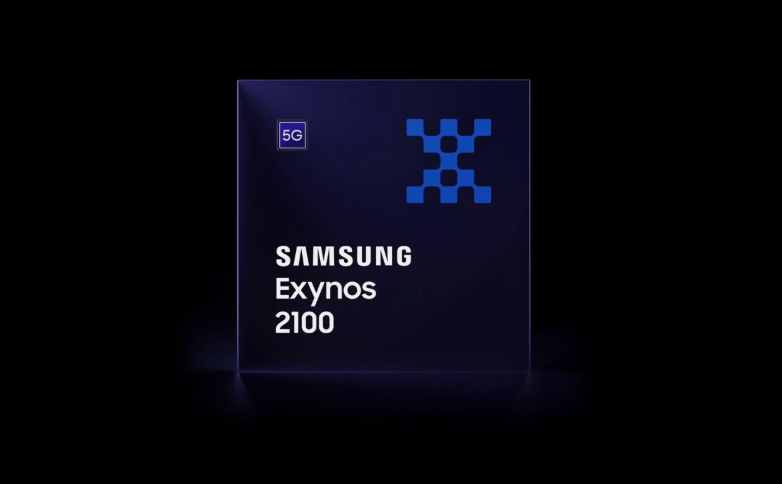 L'Exynos 2100 du Samsung Galaxy S21 est (très) prometteur : voici les caractéristiques officielles