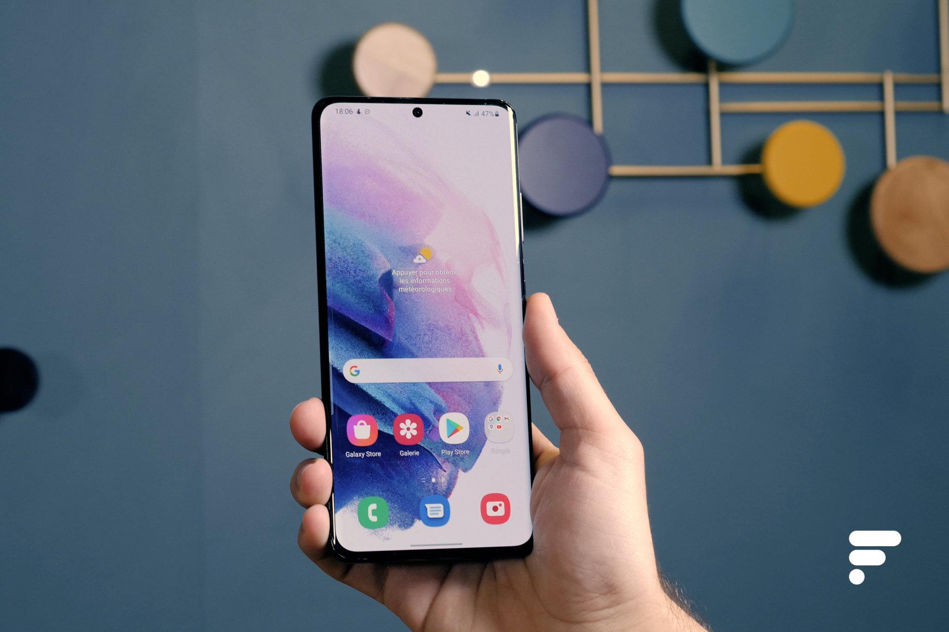 Samsung Galaxy: One UI4.0 bêta pourrait arriver plus vite que prévu