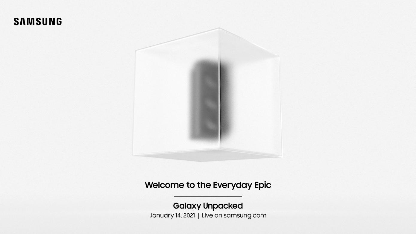Galaxy S21 : Samsung annonce sa conférence Galaxy Unpacked, et en profite pour confirmer le design