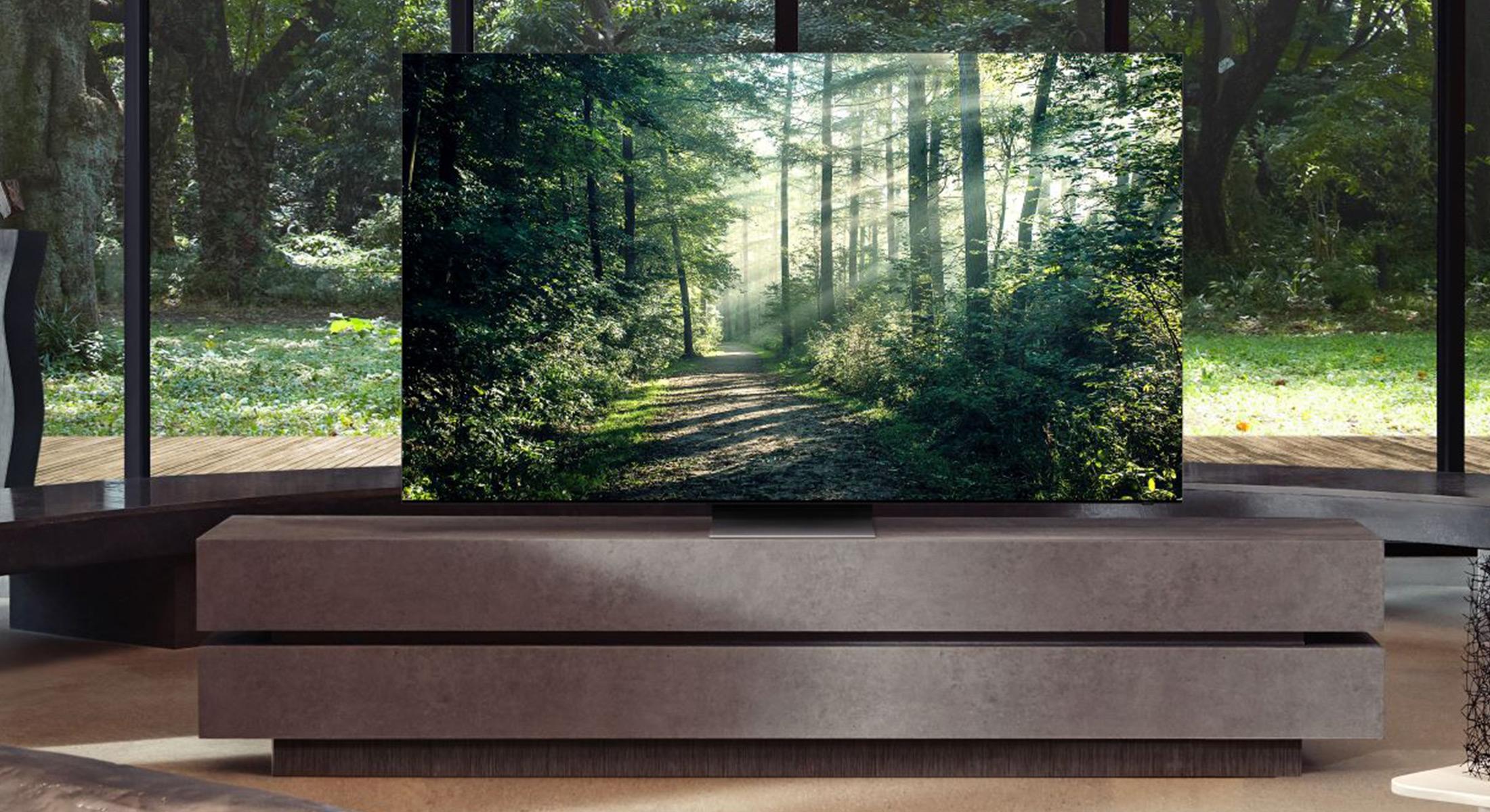 Samsung embraye sur un son Surround multidimensionnel pour ses nouveaux TV 8K