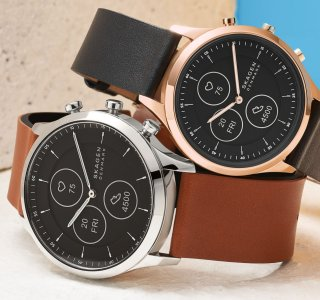 Skagen Jorn Hybrid HR : une smartwatch hybride, complète, autonome et sans WearOS