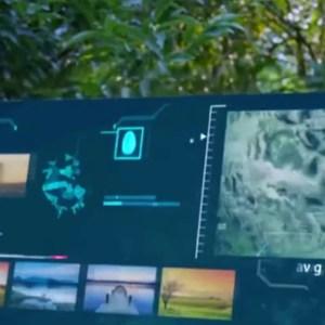 TCL tease une tablette de 17 pouces au concept proche d'un rouleau antique