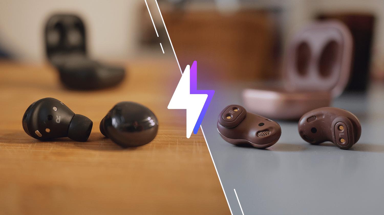 Samsung Galaxy Buds Pro vs Samsung Galaxy Buds Live: lesquels sont les meilleurs écouteurs sans fil?