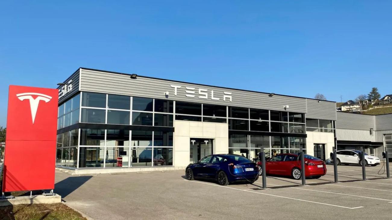 Tesla : trois nouveaux centres en France pour mieux accompagner les clients