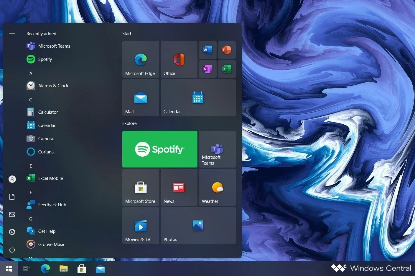 Windows 10 : nouvelle interface Sun Valley et applications Android se précisent