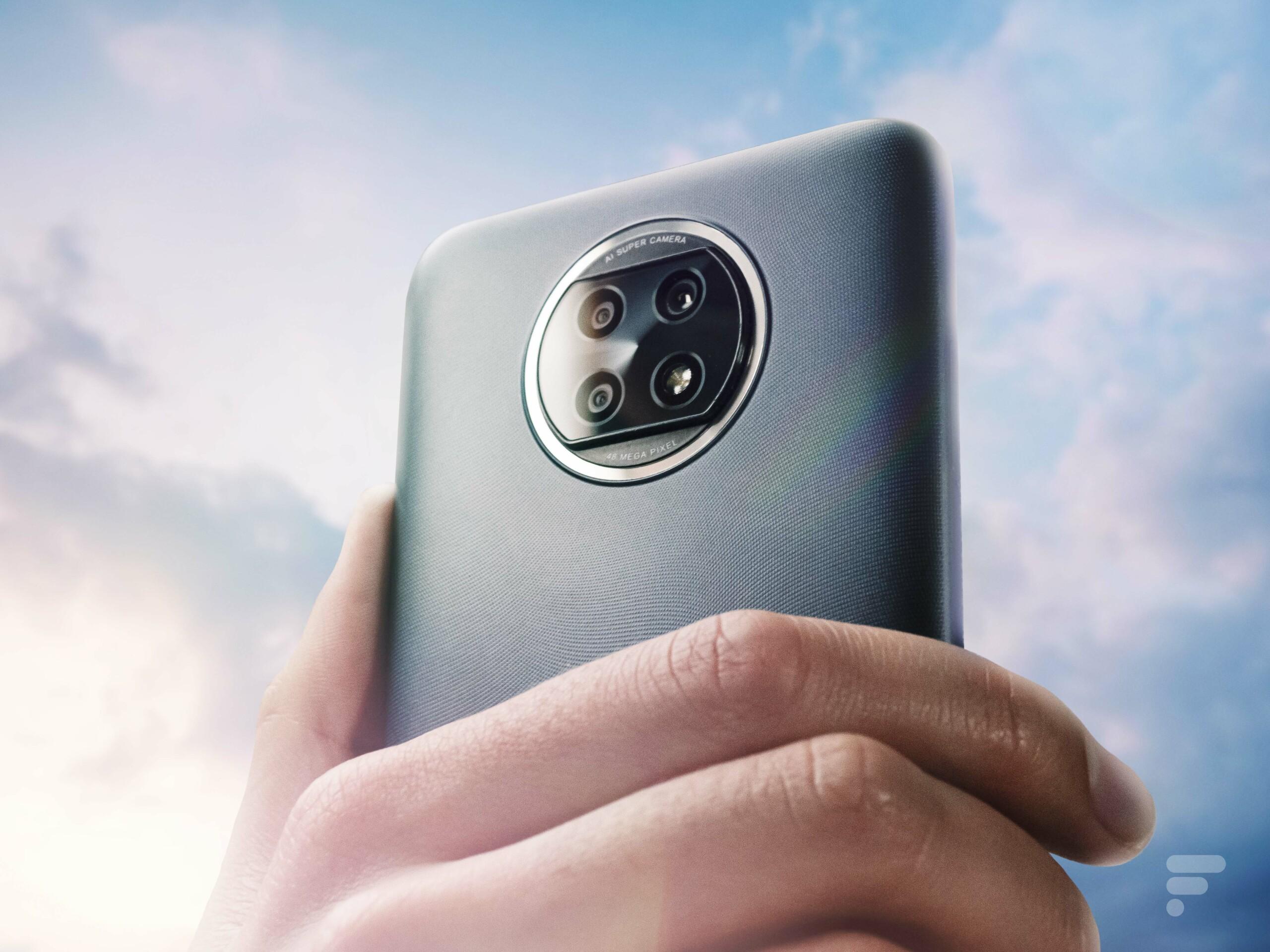 Test du Xiaomi Redmi Note 9T : ne pas se reposer sur ses lauriers