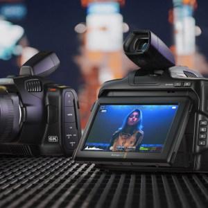 Blackmagic améliore sa Pocket Cinema Camera 6K et la décline en version Pro