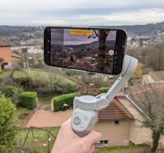 DJI OM 4 : ce stabilisateur pour smartphones passe enfin sous les 100 €
