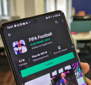 FIFA : le célèbre jeu de foot va avoir droit à six applications sur smartphones