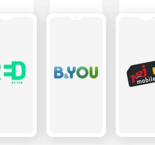 RED, B&You, NRJ Mobile… voici les meilleurs forfaits 4G à moins de 5 €/mois