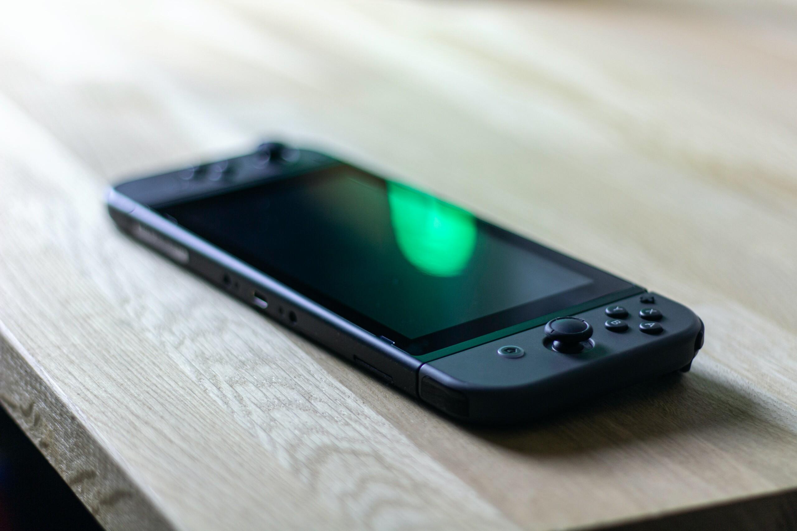 Nintendo Switch : un modèle de 7 pouces avec écran OLED sortirait dès cette année