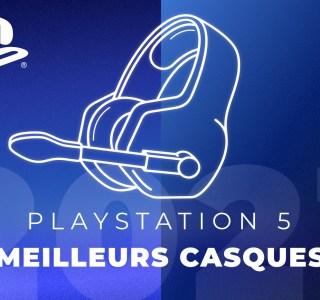 Quels sont les meilleurs casques gamer pour PS5 et PS4 en 2021 ?