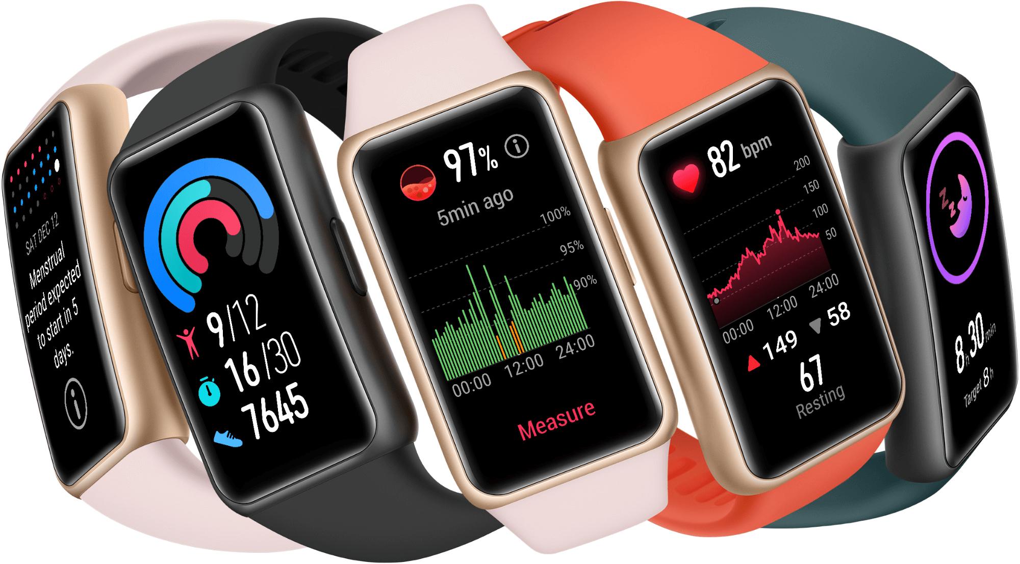 Huawei Band 6 : vente flash pour ce bracelet connecté qui veut être une montre