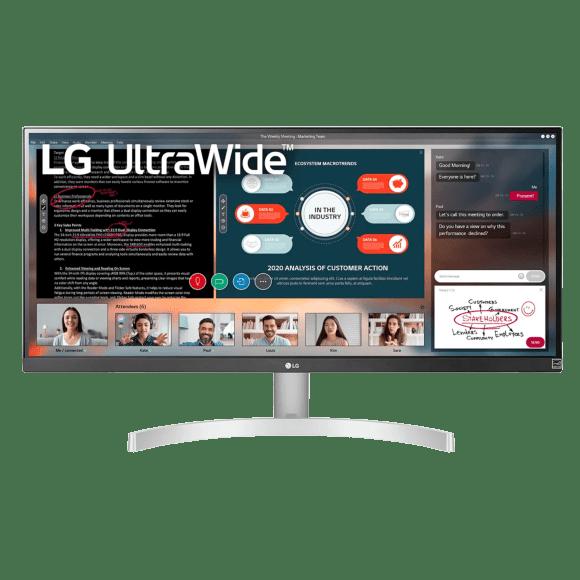 LG UltraWide 29WN600-W