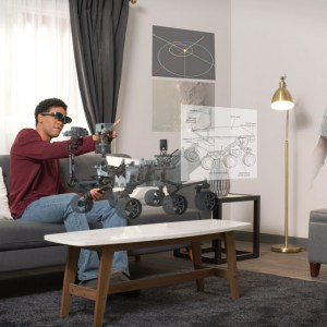 Qualcomm dévoile ses premières lunettes AR multi-usages