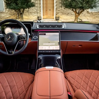 Mercedes : on a essayé les dernières technologies embarquées du constructeur