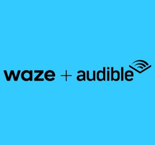 Waze s'allie à Audible (Amazon)et propose des livres audio pour vos trajets