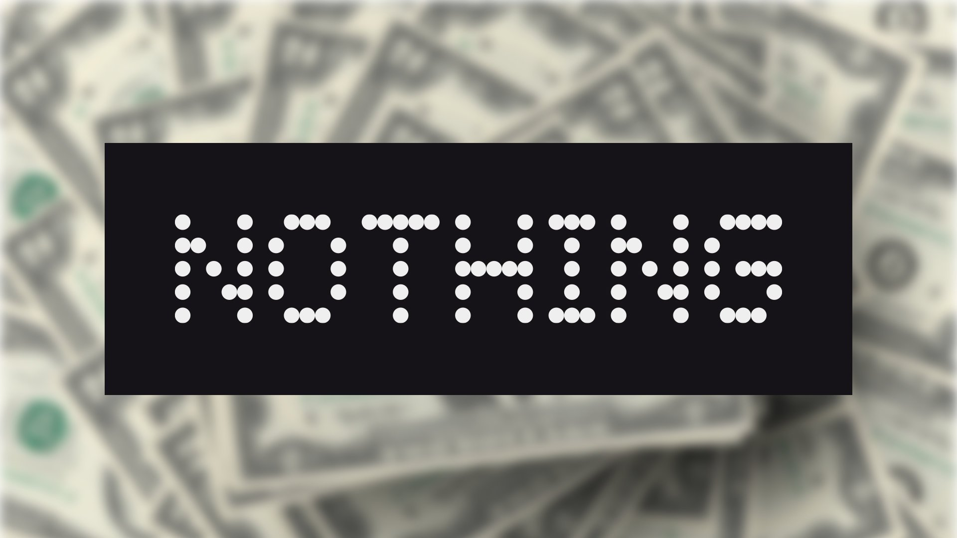 Nothing: la marque de Carl Pei profite d'un gros coup de pouce pour de grosses ambitions