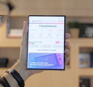 Samsung : le smartphone enroulable avance bien d'après ce brevet
