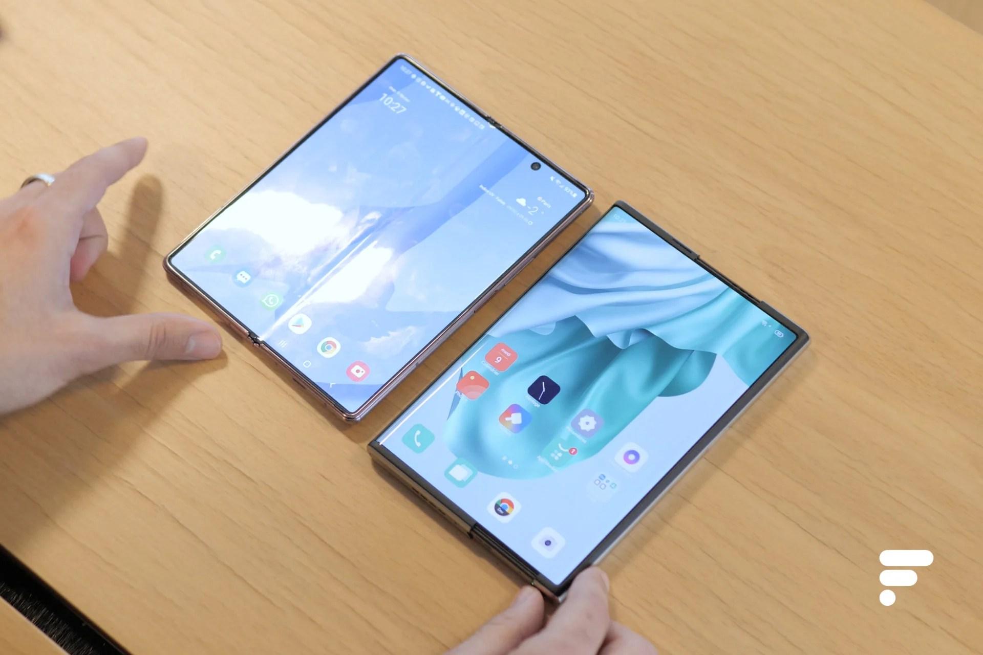 Smartphones: les smartphones enroulables sont un format d'avenir pour vous