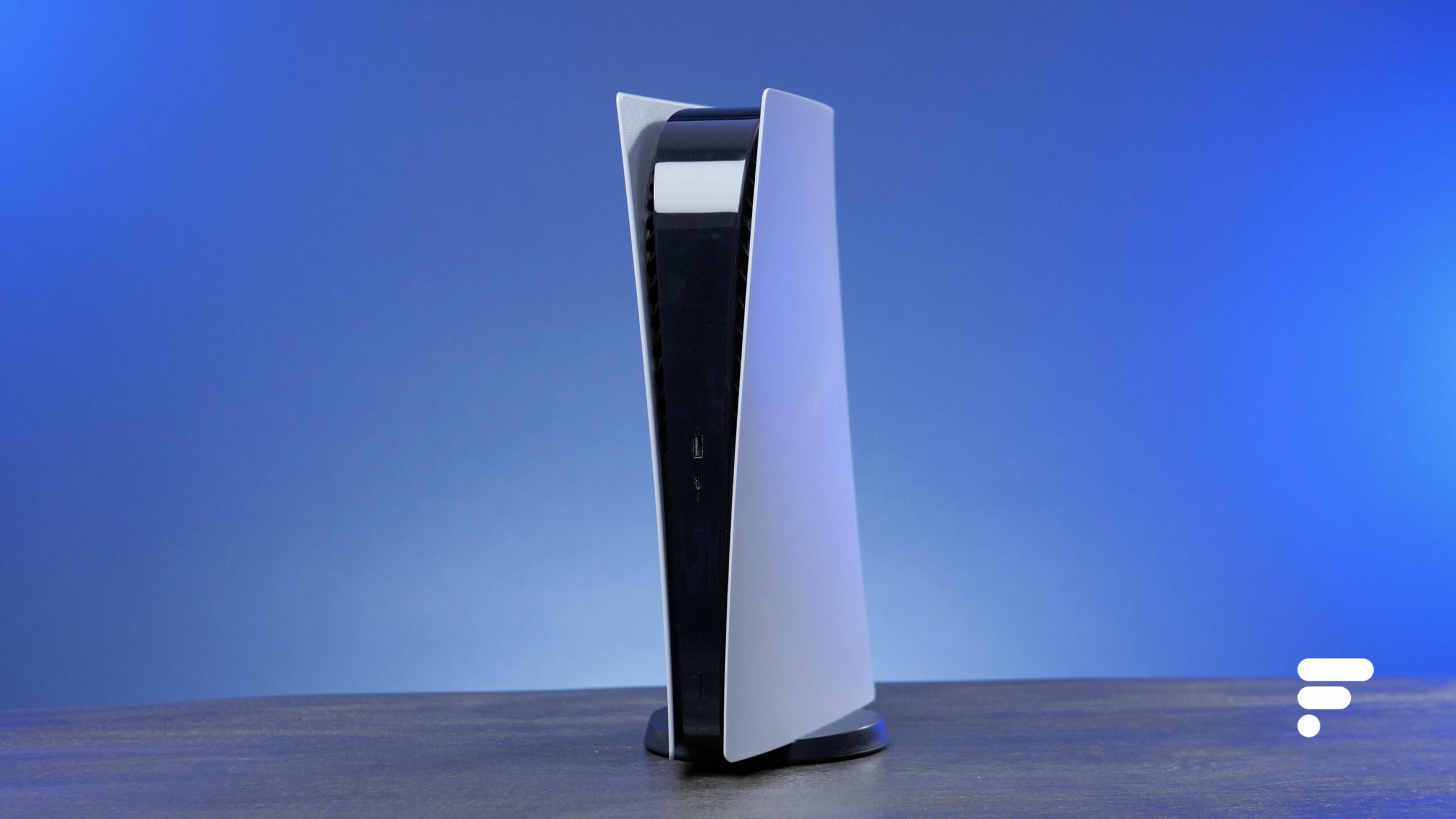 PS5 : un nouveau modèle serait prévu pour 2022, sans changement esthétique