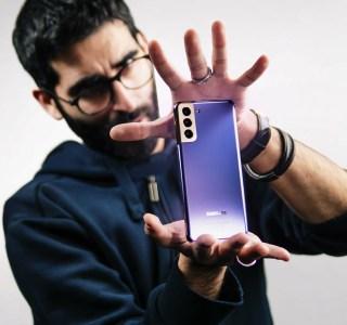 Test du Samsung Galaxy S21 Plus: l'équilibre en maître-mot