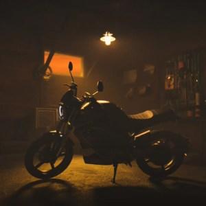 Super Soco Wanderer: grosse autonomie en vue pour cette prochaine moto électrique rétro