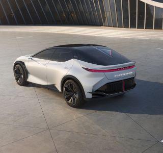 Lexus LF-Z : un concept-car tout électrique enfin dévoilé