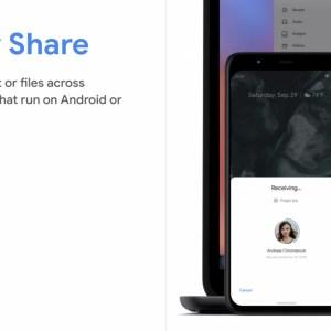Nearby Share : cette petite fonction rend l'AirDrop de Google encore plus pratique